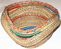 Undulating Basket Bowl